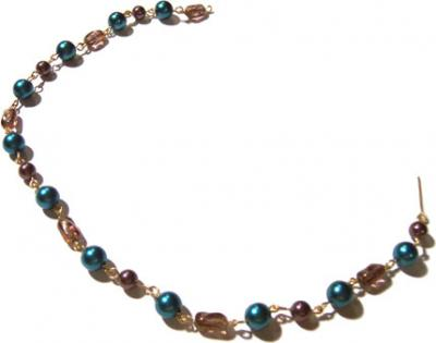 Beaded Chain Necklace 3