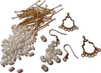 Chandelier Materials