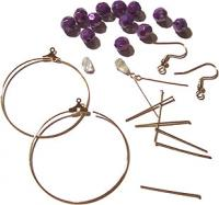 Hoop Earrings Materials